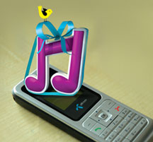 Grameenphone Welcome Tune Service